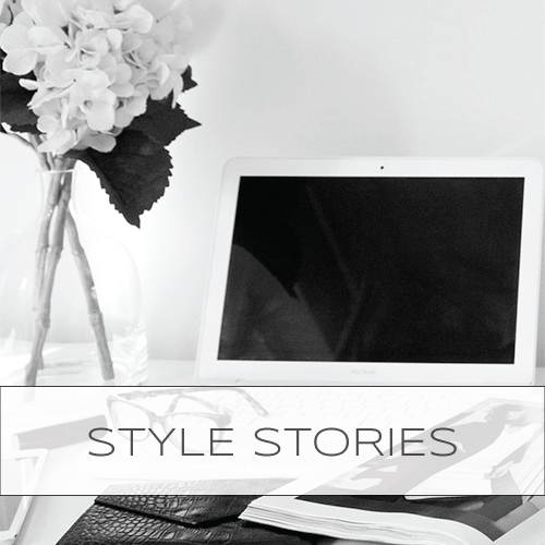 Style Stories - Blog