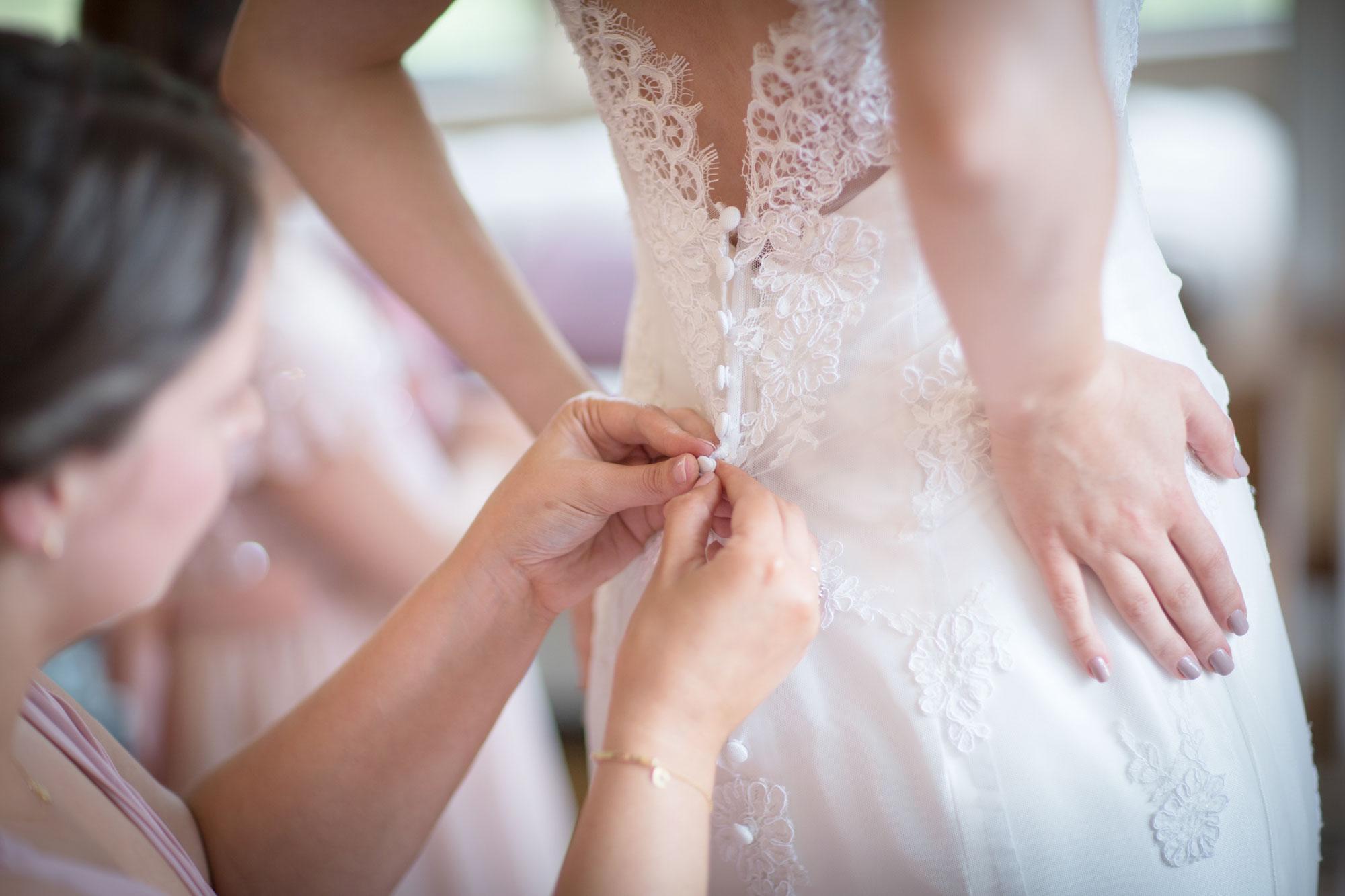 Bridal styling - photo by Belinda McCarthy