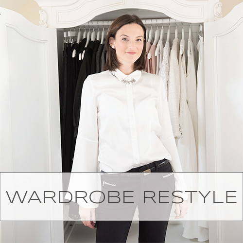 Wardrobe Restyle