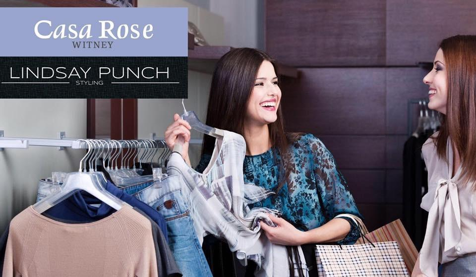 How to Build a Capsule Wardrobe with Lindsay Punch – hosted by Casa Rose Witney